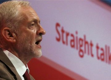 """Corbyn Resets """"Special Relationship"""""""