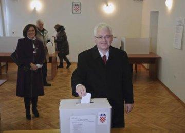 No Winner  in Croatia Vote