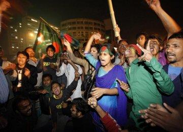 Deadly Violence  Grips Bangladesh