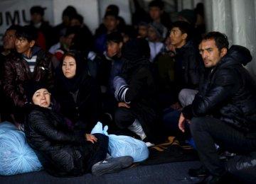 EU Seeking Turkish Help to Curb Flow of Migrants