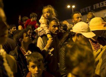 Hungary Tightens Border Control