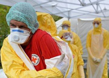 Ebola Toll Near 6,600