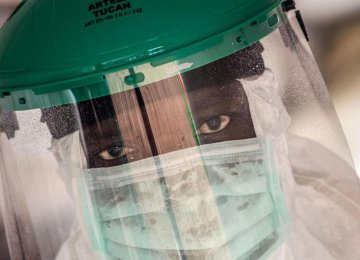 Ebola Toll Passes  4,000 Mark