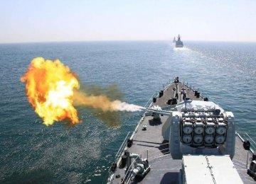 Egypt, S. Arabia Start Main Naval Exercise