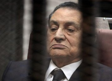 Mubarak, Sons Given 3-4 Years in Prison for Corruption