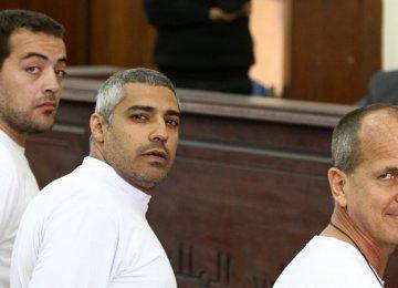 Egypt Sentences 3 Al Jazeera Reporters to Prison