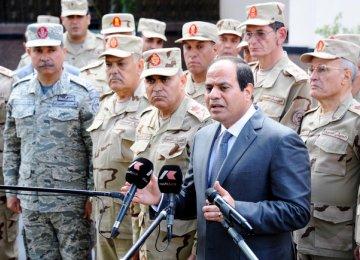 Egypt Adopts Controversial Anti-Terror Law