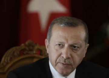 Erdogan to Europe: Stop Criticizing Turkey