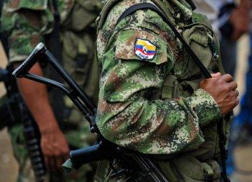 7 Police Dead in Colombia Ambush