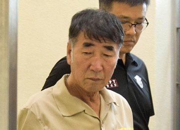 Life Sentence for Ferry Captain