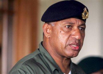 Fiji Arrests 63 for Inciting Political Unrest