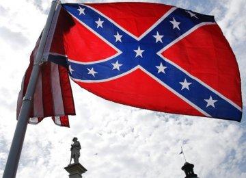 S. Carolina Removes Rebel Flag