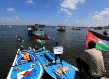 Israel Intercepts 3rd Gaza Freedom Flotilla