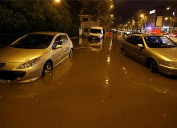 13 Dead in French Floods