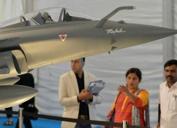 France to Negotiate Rafale Deal With India
