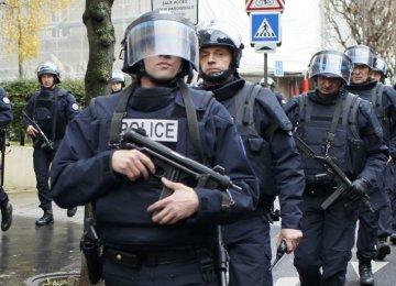 France Arrests Terror Suspect