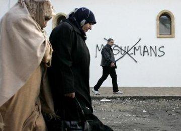 French Anti-Islam Attacks Rising