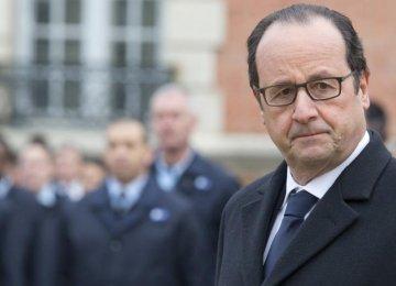 US Wiretapped  French Presidents