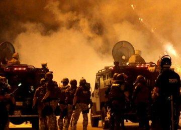 State of Emergency in Ferguson