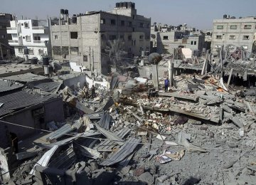 UN: Gaza May Become Uninhabitable by 2020