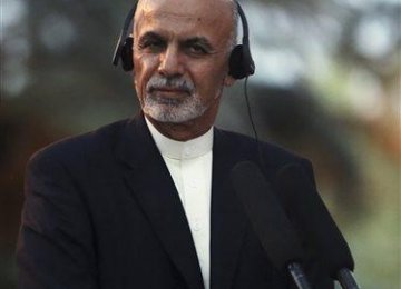 Ghani to Visit China