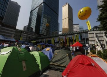 Majority in HK Want End to Protests