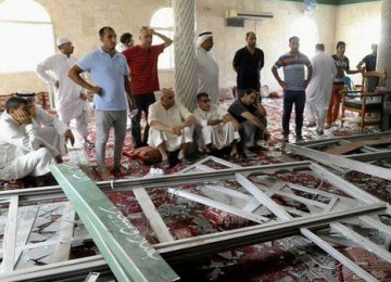 Hezbollah Slams S. Arabia Over Shiite Mosque Attack