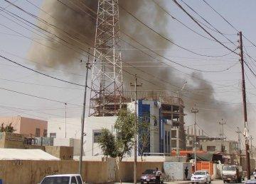 IS Seizes Key Iraqi City