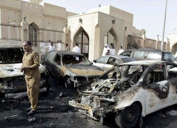 IS Vows More Attacks After Saudi Mosque Bombing