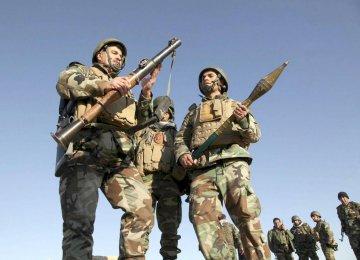 25,000 Troops Plan  to Retake Mosul