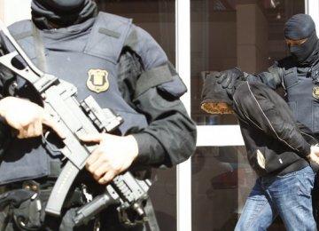 Spain, Morocco Make IS Arrests