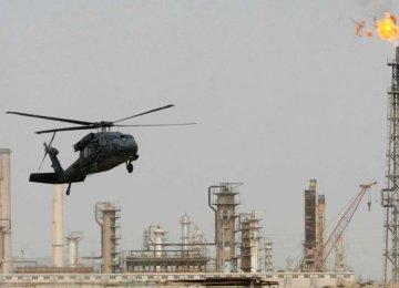 IS Attack Iraqi Troops Near Baiji Refinery