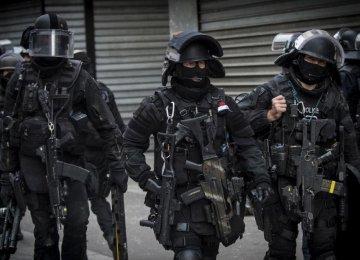 Video of Paris Attackers