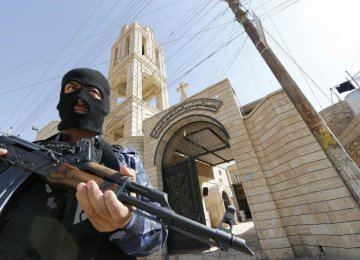 IS Kidnaps 182 Children in Mosul