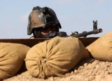 IS Suicide Bombers Kill 4 at Iraq-Jordan Crossing