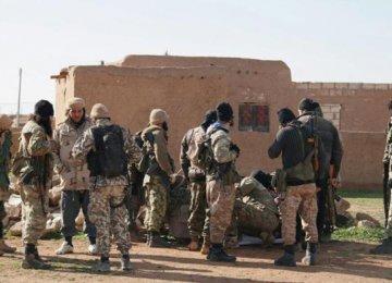 IS Kills 7 Afghans