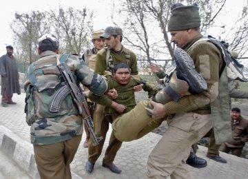 10 Killed in India Gunfight