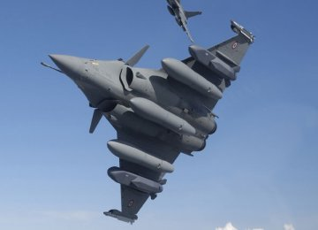 India in Negotiations to Buy Jets From France