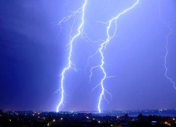 Lightning Kills 22 in India
