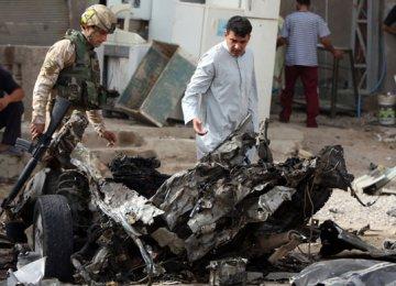1,375 Iraqis Killed in Jan.