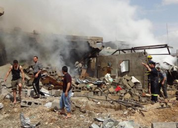 Bombings Kill 20 in Iraq