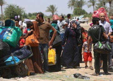 Hundreds Killed as Ramadi Falls to IS