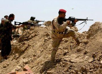 Iraq Launches Operation to Retake Anbar