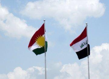 Baghdad, Kurds  in Landmark Deal