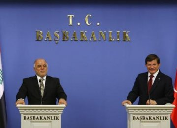 Turkey, Iraq Boosting Military Cooperation Against IS