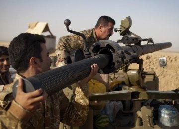 Iraqi Kurdish Forces Retake Oilfield From Militants