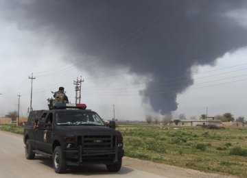 Iraq Wants Help to Retake Tikrit From IS