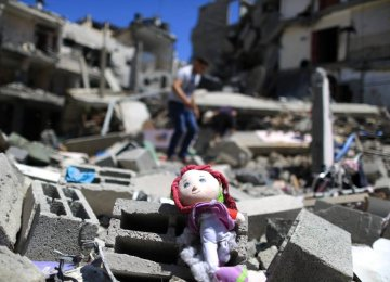 Women, Children Biggest Victims of Israeli Airstrikes