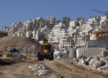 Israel Approves 153 New, Illegal Homes