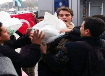 Turkey Frees Assailants  After US Sailors Attacked in Istanbul